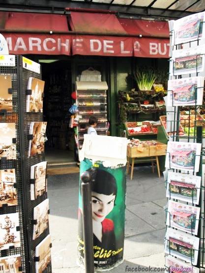 Au Marche de la Boutte, Paris