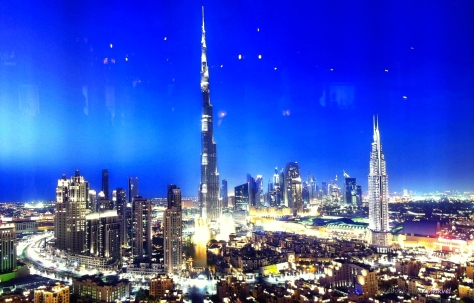Poster of Downtown Dubai