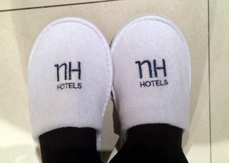 NH Hotels Slippers
